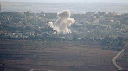 Syrie: 58 morts et des dizaines de blessés dans des raids