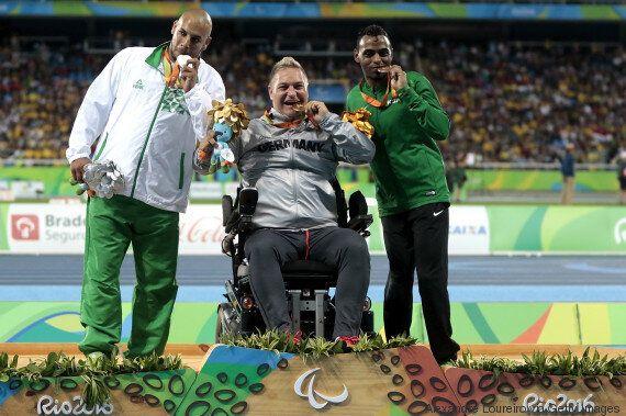 Jeux paralympiques 2016: deux nouvelles médailles pour l'Algérie lors de la 3e