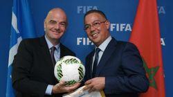 Faouzi Lakjaâa rencontre le patron de la FIFA et tient à le faire