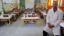 Baisse significative du nombre d'enseignants au