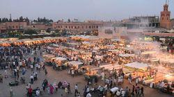 A Marrakech, le tourisme tourne au