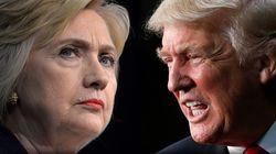 La préparation titanesque de Clinton pour affronter Trump au 1er débat de la