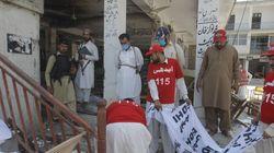 Attentat-suicide devant une mosquée du nord-ouest du Pakistan, 16