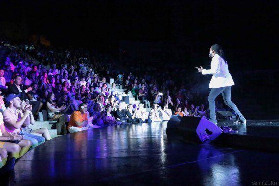 Showman de Kavanagh, sur la scène du juste pour Rire