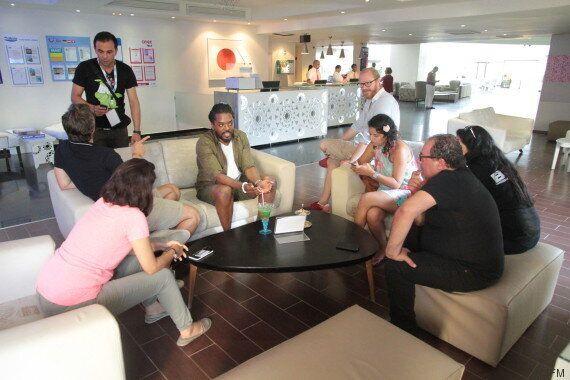 Anthony Kavanagh ce soir au Festival Juste pour rire: La Tunisie première destination de sa nouvelle