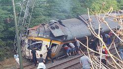 Un train déraille dans le nord-ouest de l'Espagne, plusieurs
