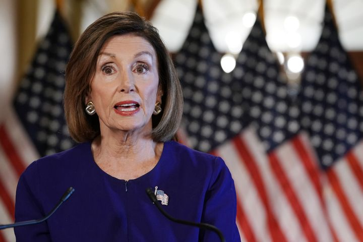 """""""What's big and different is that the speaker of the House ― the speaker of the House! ― has said the impeachment"""