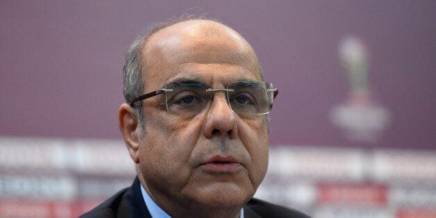 Mohamed Raouraoua, président de la