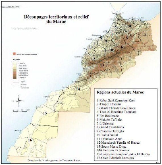 De 1959 à 2015, retour sur les découpages régionaux du