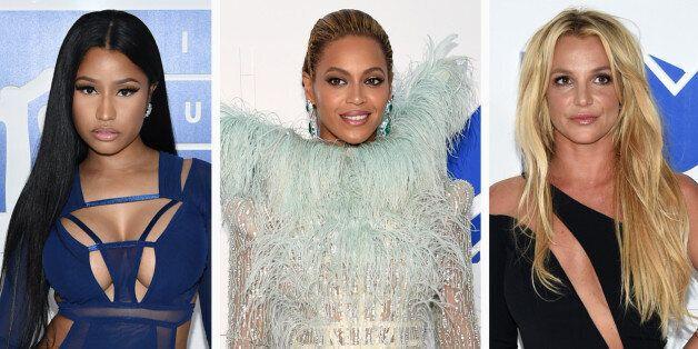 La robe de Beyoncé aux VMAs a éclipsé le reste du tapis rouge (et bien fait rire les