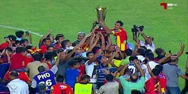 En marge de la finale de la coupe de Tunisie: Spectacle et violence en