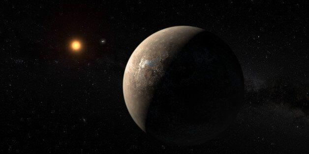 Aller sur Proxima b ne sera pas simple, mais couvrir la distance n'a rien