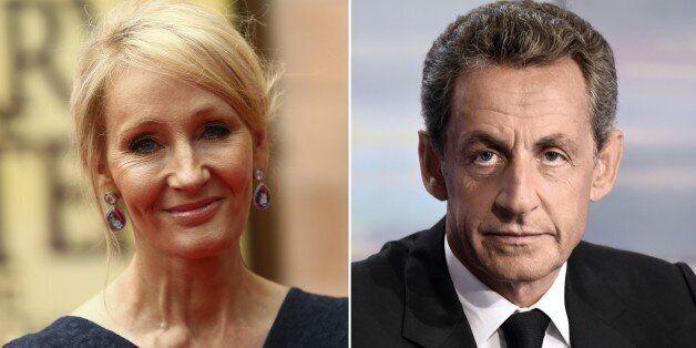 La polémique sur le burkini indigne J.K. Rowling (qui tacle Nicolas Sarkozy sur