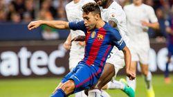 Munir El Haddadi ne portera pas le maillot du Barça cette