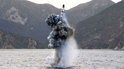 Un missile nord-coréen viole l'espace aérien