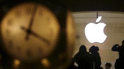 Apple sur le point d'écoper une amende record par