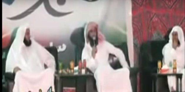 En Arabie Saoudite, des compétitions pour apprendre aux hommes l'allaitement pour adultes