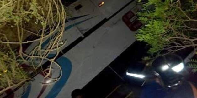 Accident de Boulekroud à Skikda: le bilan s'alourdit à 9 morts et 19