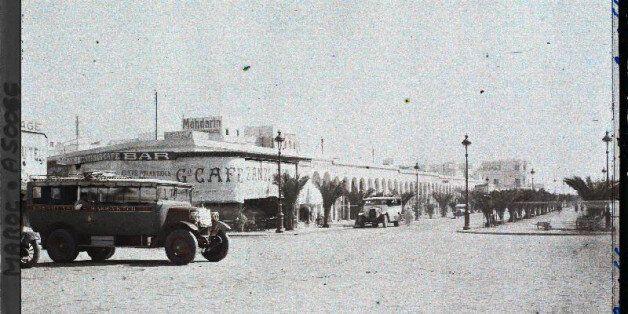 A quoi ressemblait Casablanca il y a 100 ans?