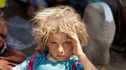 Le nombre d'enfants réfugiés dans le monde bat des