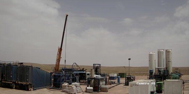 Sound Energy creuse son deuxième puits à