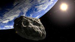 Un astéroïde a frôlé la Terre et personne ne l'avait vu