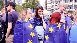 Des manifestations anti-Brexit en