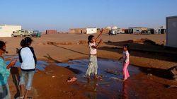Inondations de Tindouf: Plus de 8000 enfants sahraouis regagneront l'école à