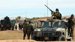 Tunisie: Quatre militaires blessés dans l'explosion d'une