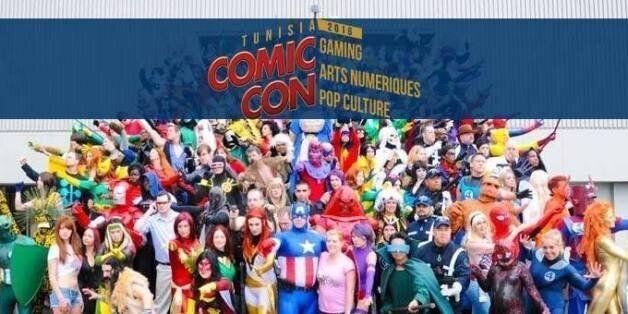 Comic Con Tunisia 2016: Le rendez-vous incontournables des Geeks tunisiens du 2 au 4 septembre