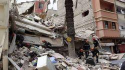 Trois morts dans l'effondrement d'une maison près de