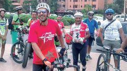 Ce Marocain a fait Amsterdam-Marrakech à vélo (et pour la bonne