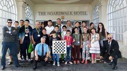 Jeux d'échecs: l'Algérie remporte les championnats d'Afrique des