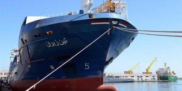 La CNAN se dote d'un nouveau navire de transport de marchandise pour un montant de 25 millions de