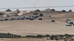 L'armée turque entre en Syrie pour contrer les kurdes et