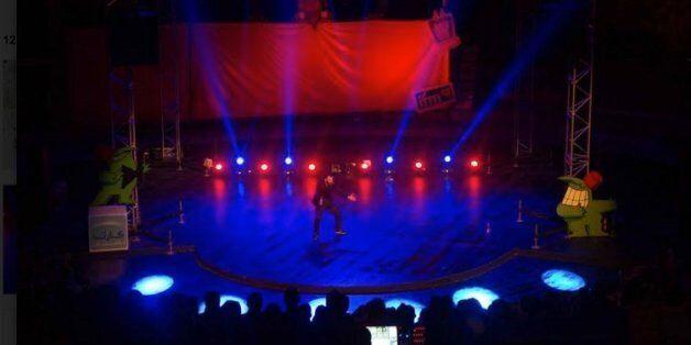 Tunisie: Lotfi Abdelli, un festival de rires, dans le Juste pour Rire