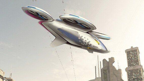 Comment Airbus imagine nos transports du