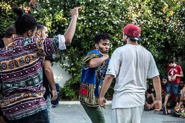 Urban Session à Carthage: L'art de rue a-t-il vraiment sa place sur