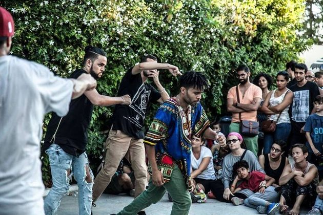 Urban Session à Carthage: L'art de rue a-t-il vraiment sa place sur