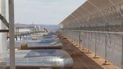 La production de l'énergie électrique en légère