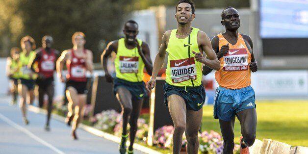 Abdelaati Iguider est encore le seul athlète marocain en lice à deux jours de la fin des