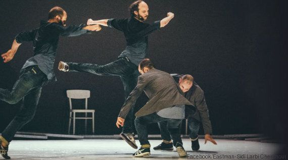 Le spectacle de danse contemporaine
