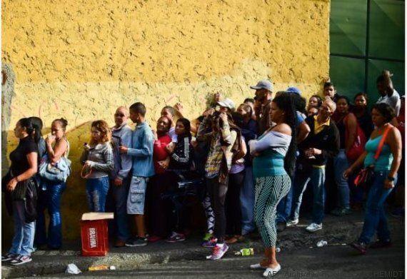 Au Venezuela, une cuisine de la débrouille pour contourner la misère engendrée par la