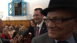 Décès de Boris Toledano, président de la communauté juive de