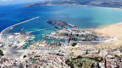 Trafic maritime suspendu entre Tanger-ville et