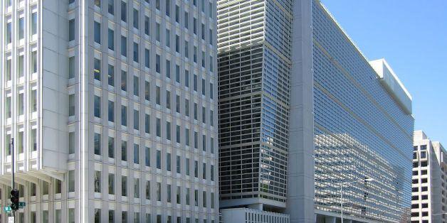 Le siège de la Banque Mondiale à