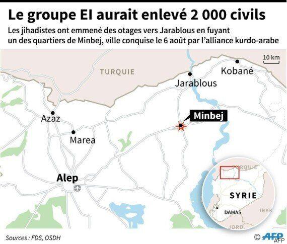 Les combattants de Daech enlèvent 2.000 civils dans le nord de la