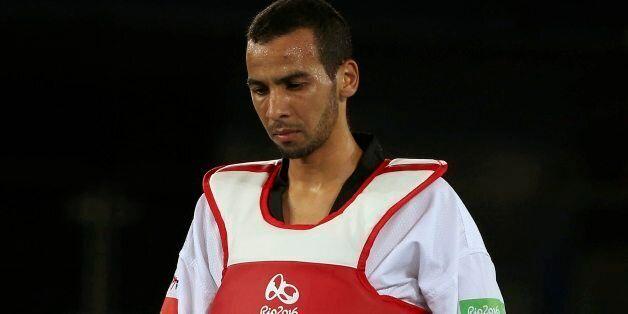 2016 Rio Olympics - Taekwondo - Quarterfinal - Men's - 58kg Quarterfinals - Carioca Arena 3 - Rio de...