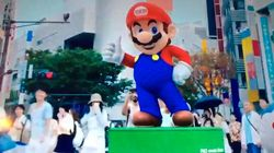 Cérémonie de clôture des Olympiades: le Premier ministre japonais se transforme en Mario pour