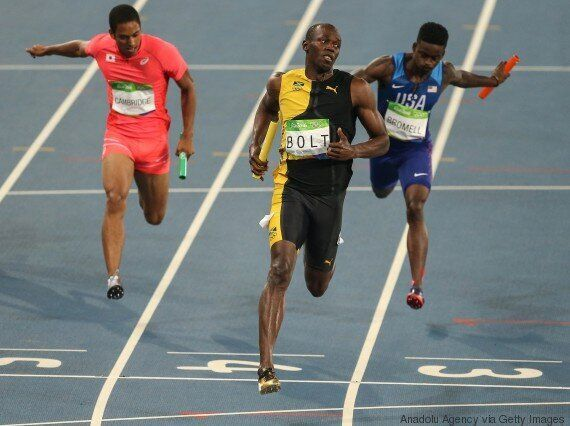 RIO 2016 : Usain Bolt remporte sa 9e médaille d'or olympique et réalise son triple